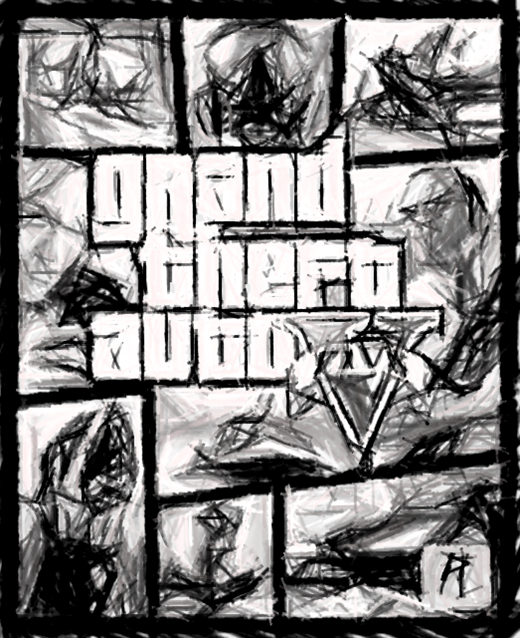 Gta 5 coloring pictures bltidm for Gta 5 coloring pages