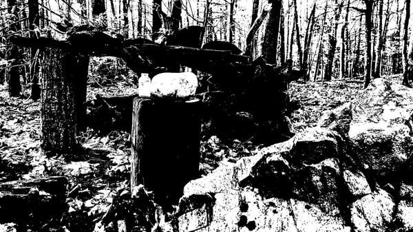 rocks-black-and-white